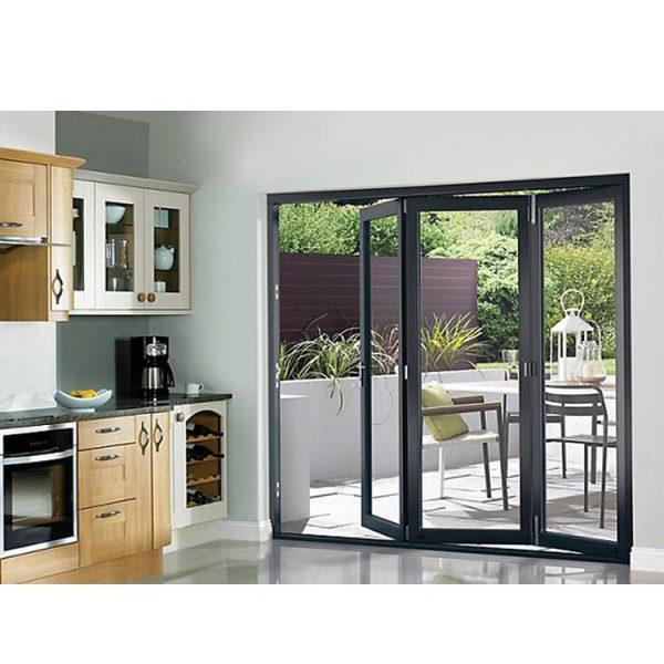 WDMA Folding Glass Door