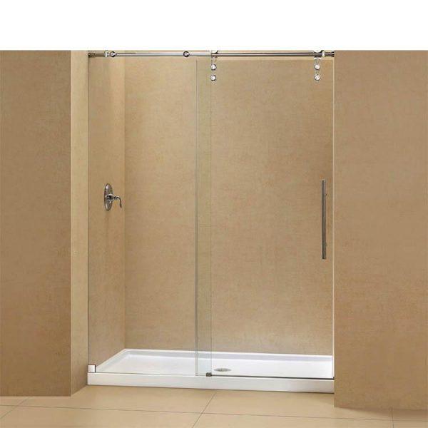 WDMA hotel bathroom shower door Shower door room cabin