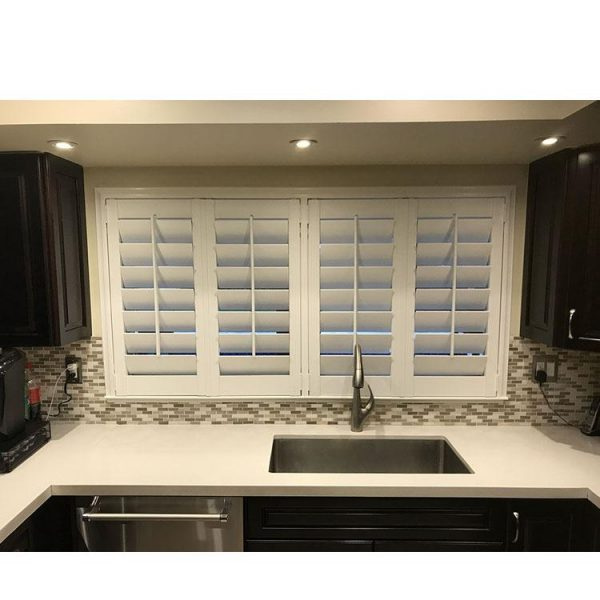 WDMA naco window Aluminum louver Window