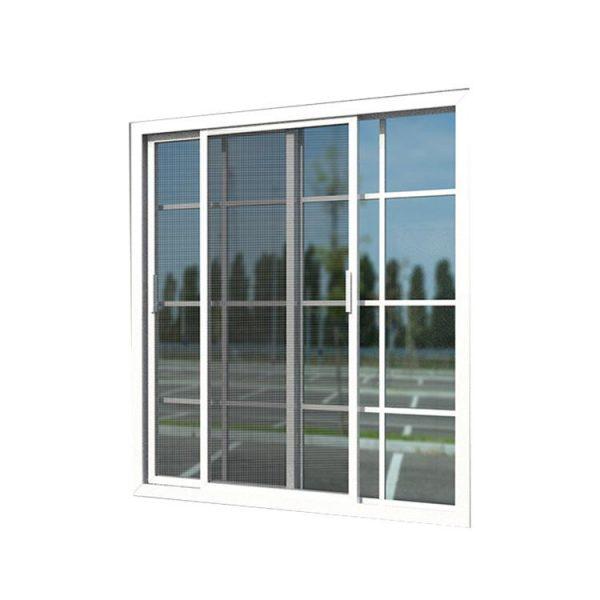 China WDMA Laminated Glass Window