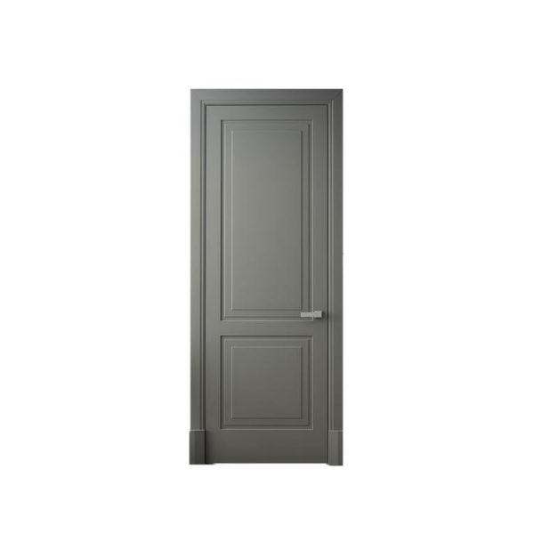 China WDMA wooden flush doors design Wooden doors