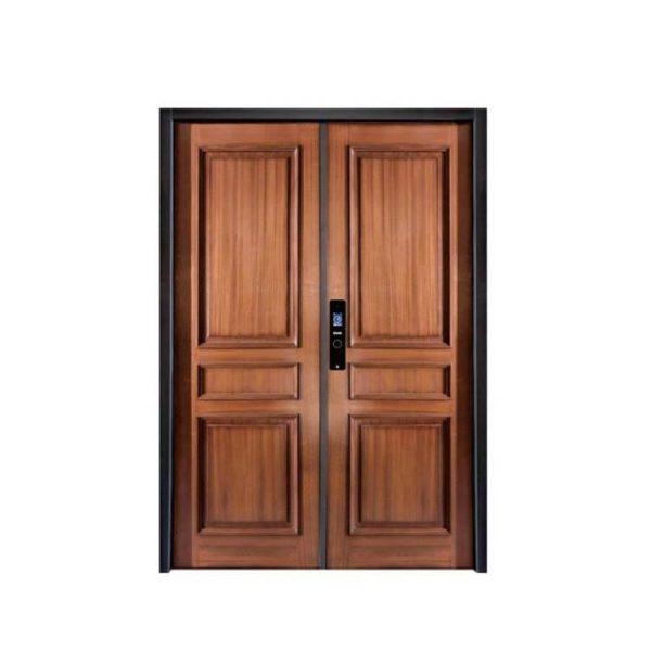 China WDMA aluminium door for interior Aluminum Casting Door