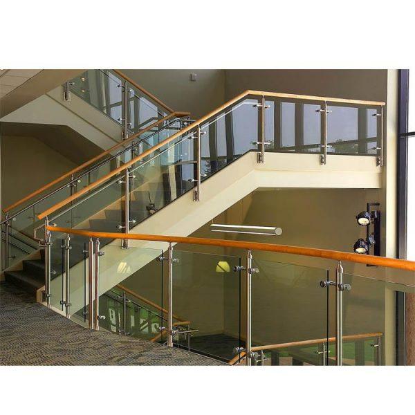 WDMA iron pipe railing design