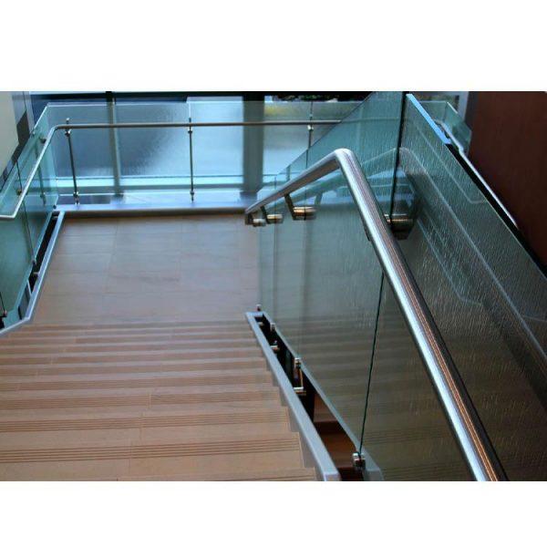 China WDMA iron pipe railing design Balustrades Handrails