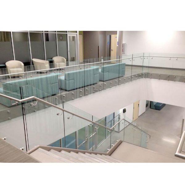 WDMA laser cut balcony railing