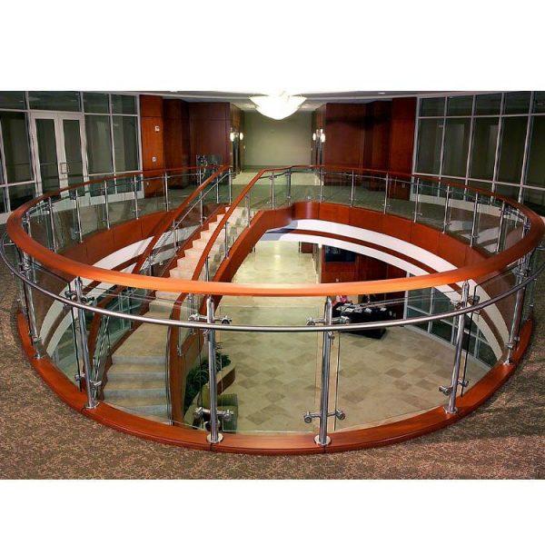 WDMA laser cut balcony railing Balustrades Handrails