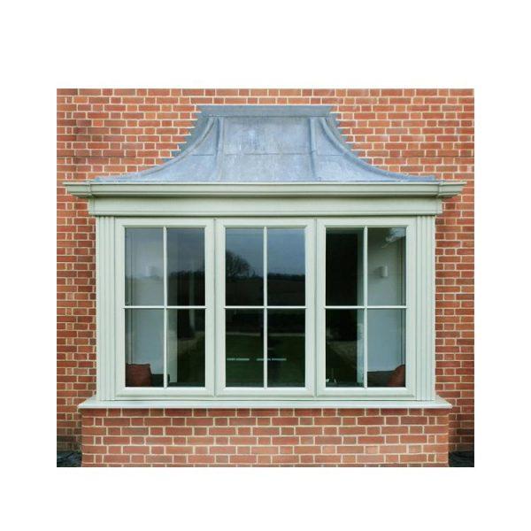 China WDMA corner butt joint glass window Aluminum Fixed Window