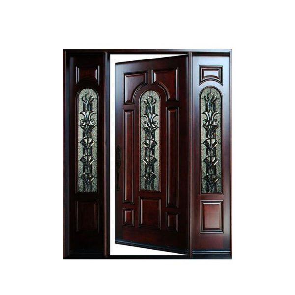 China WDMA Latest Design Wooden Internal Doors in Pakistan