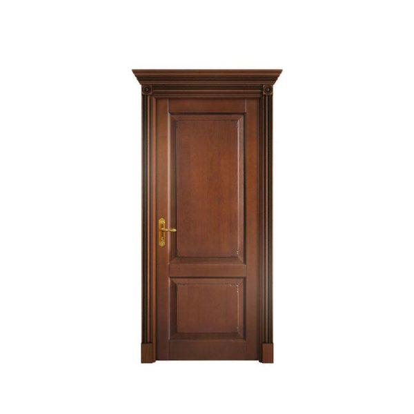 China WDMA lobby entrance door Wooden doors