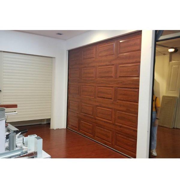 China WDMA used garage doors sale Garage Door Roller Shutter Door