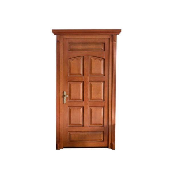 China WDMA wooden door for bedrooms