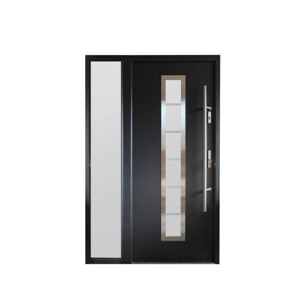 China WDMA Modern Steel Door