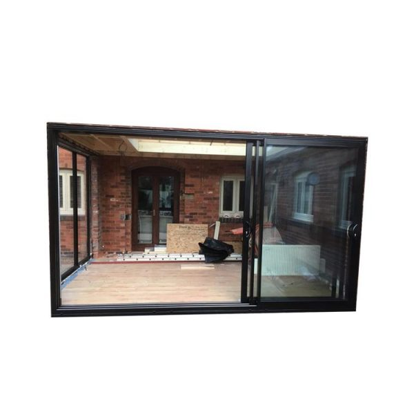 WDMA Aluminium Glass Sliding Door