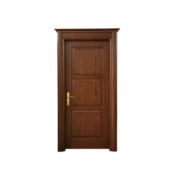 WDMA Melamine Interior Doors Model In Romania