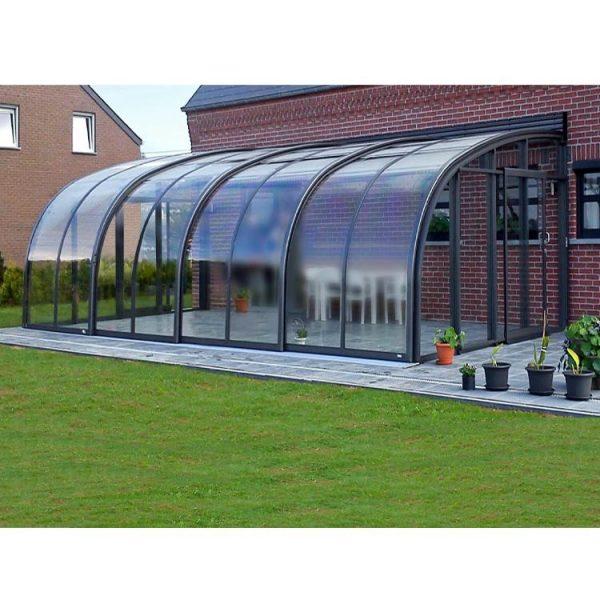 China WDMA Glass Greenhouse
