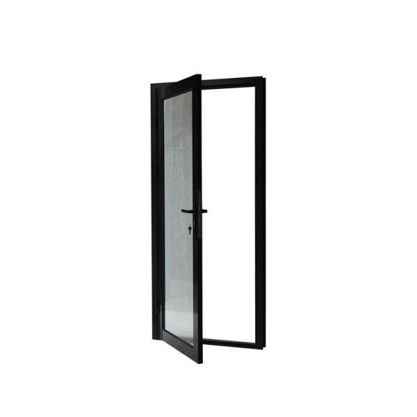 China WDMA standard door Aluminum Hinged Doors