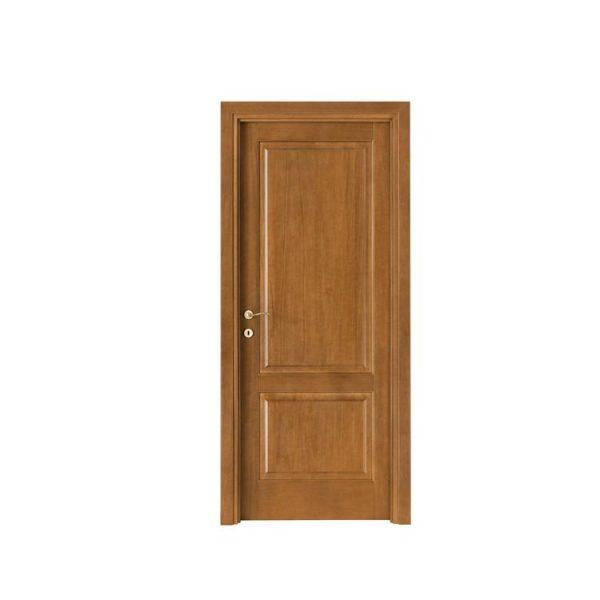 China WDMA modern wood carving door design