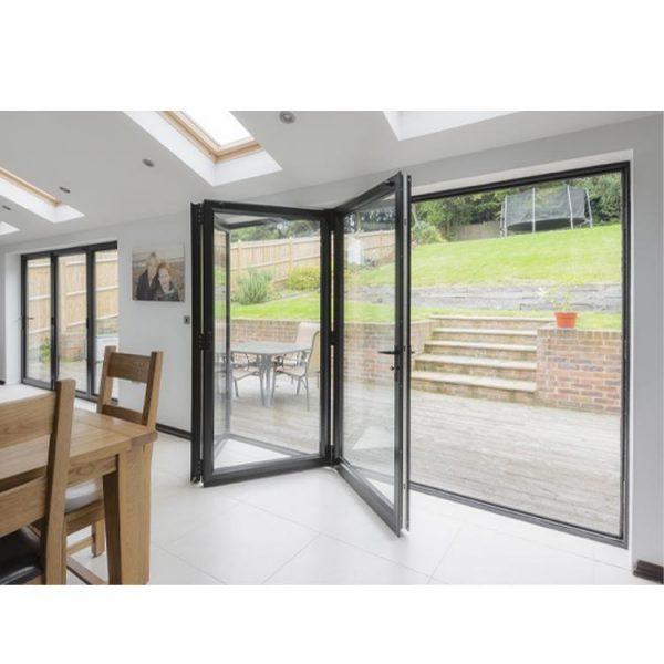 WDMA Aluminium Doors