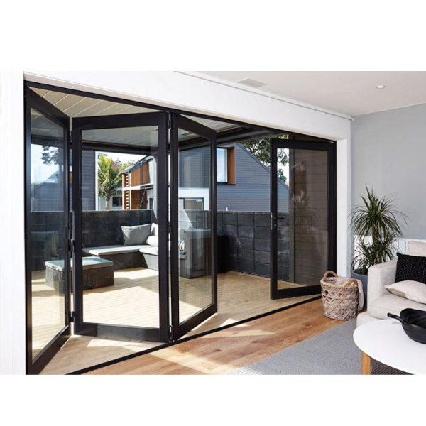 WDMA Aluminium Folding Doors
