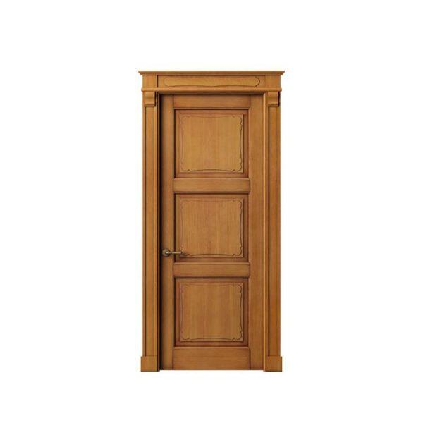 China WDMA new design wooden door