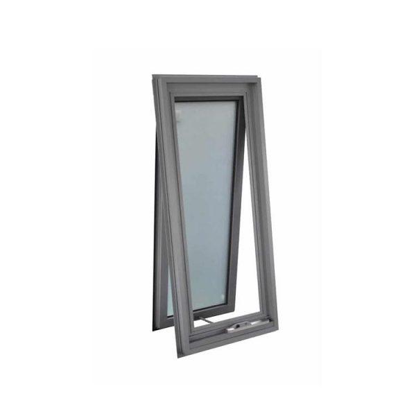 WDMA aluminum tilt out window bottom hung window puertana factory