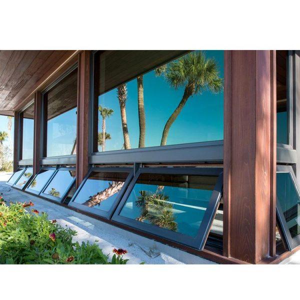 WDMA small aluminum window