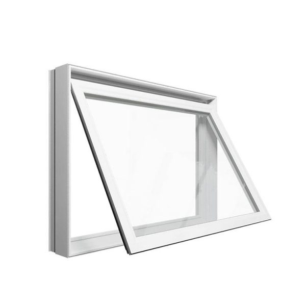 WDMA New Products Guangdong Puertana Florida Approval Fl23013 Miami Windows Decorative House Aluminium Awning Windows