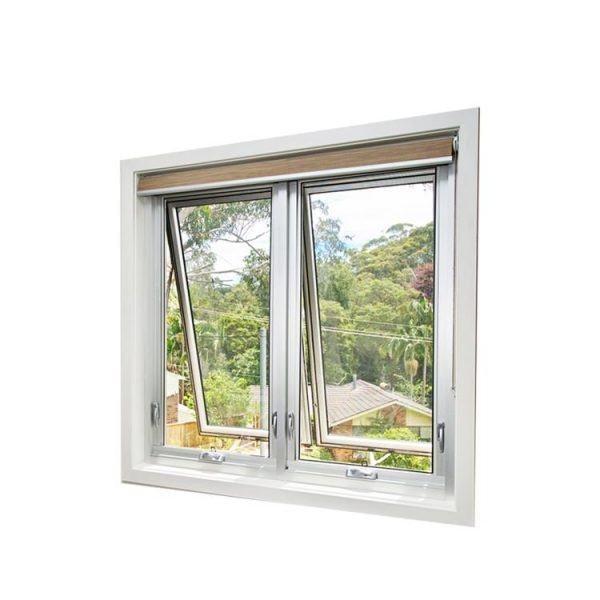 China WDMA New Products Guangdong Puertana Florida Approval Fl23013 Miami Windows Decorative House Aluminium Awning Windows