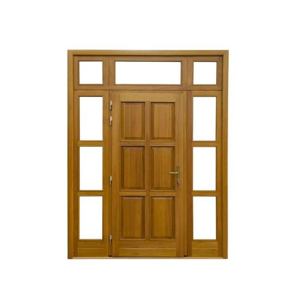 WDMA wooden door with dragon carved
