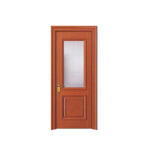China WDMA wood doors polish color