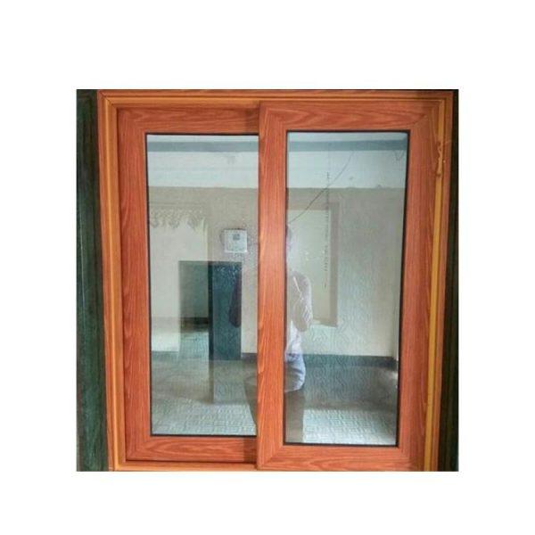 WDMA double glazed aluminium windows
