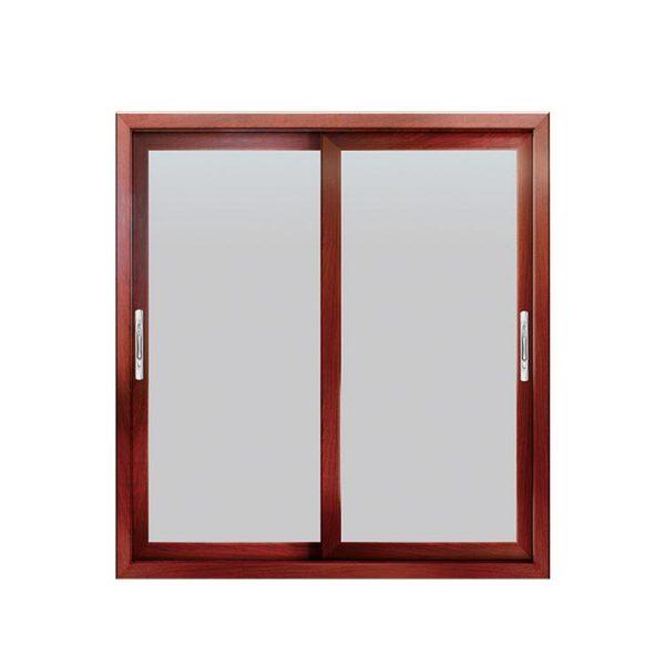 China WDMA double glazed aluminium windows