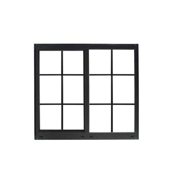 China WDMA double glazed aluminium windows Aluminum Sliding Window