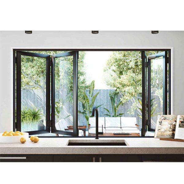 WDMA bifold window