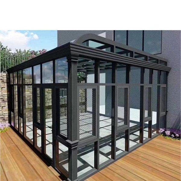 WDMA prefabricated conservatory