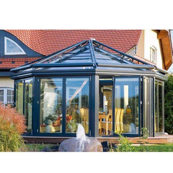 China WDMA prefabricated conservatory
