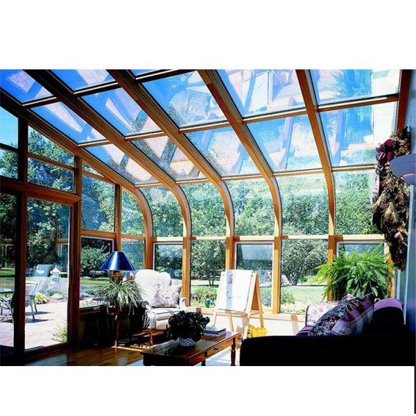 China WDMA portable sunroom for sale for house Aluminum Sunroom