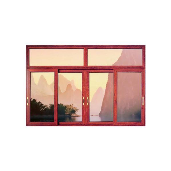 WDMA Aluminum Transom Window