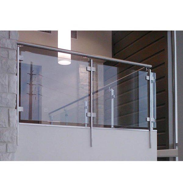 China WDMA prefab wrought iron stair railing Balustrades Handrails