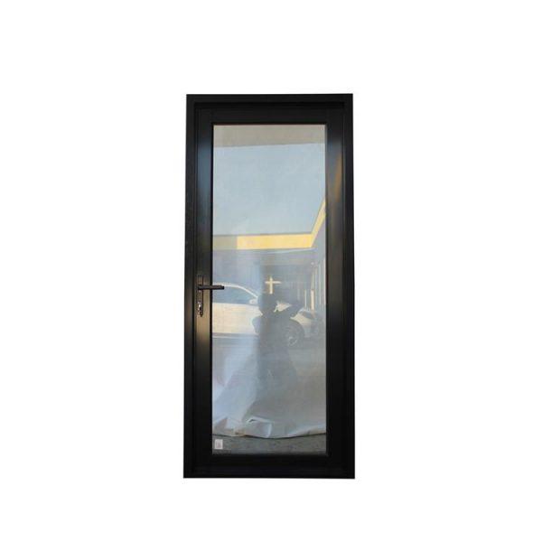 WDMA Puertana High-grade Design Casement Door Aluminum Hinged Door