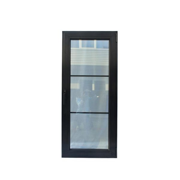 China WDMA Puertana High-grade Design Casement Door Aluminum Hinged Door