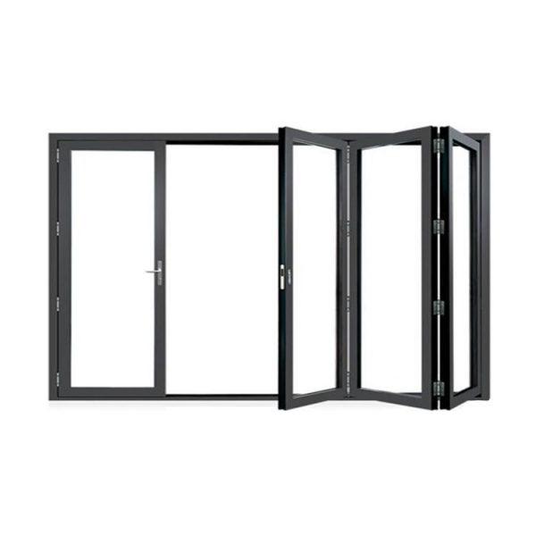 WDMA glass folding door
