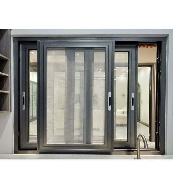 WDMA Plastic Steel Window