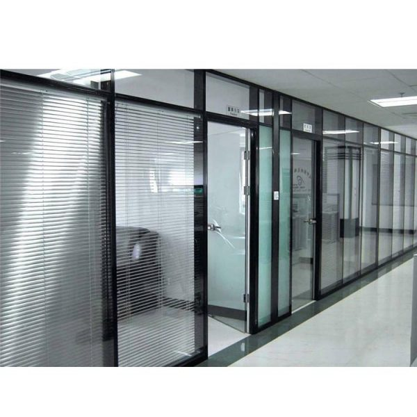 WDMA folding partition wall Aluminum office partition