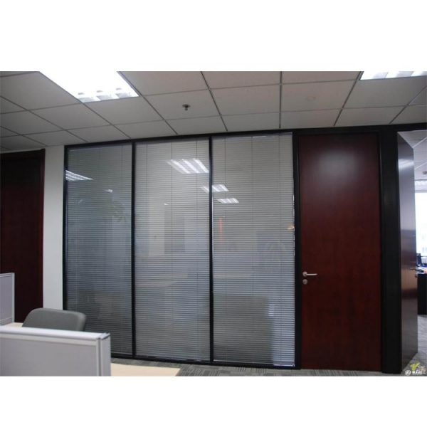 China WDMA folding partition wall Aluminum office partition