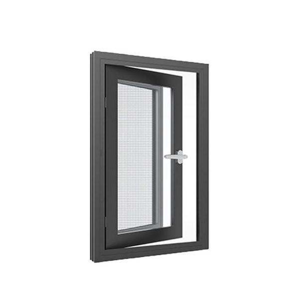 China WDMA Aluminium Casement Window Aluminum Casement Window