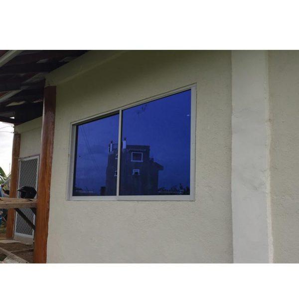 WDMA sound proof aluminium window
