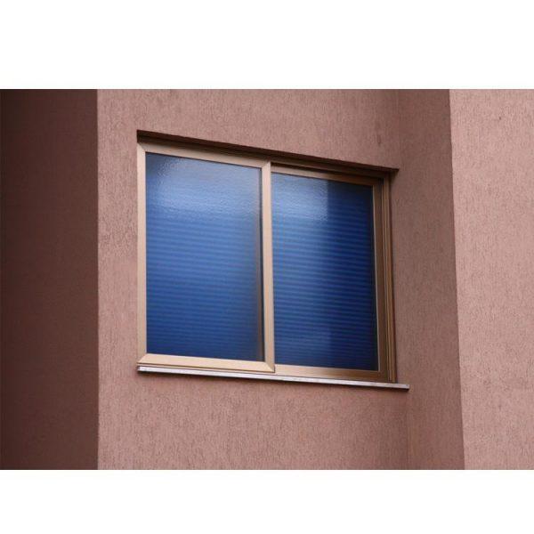 WDMA sound proof aluminium window Aluminum Sliding Window