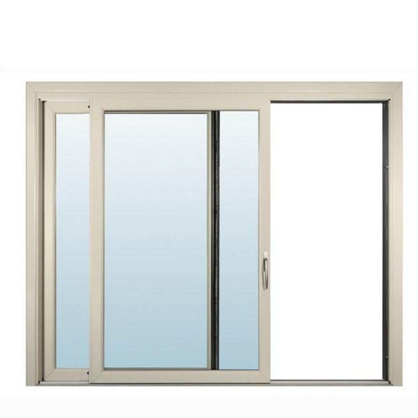 China WDMA sound proof aluminium window