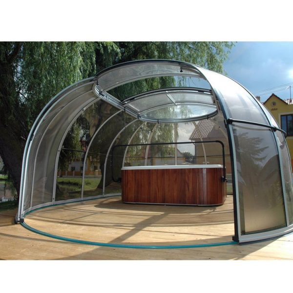 China WDMA pool dome cover